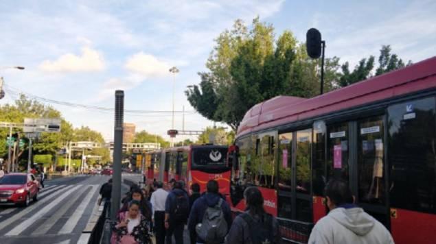 metrobús problemas financieros