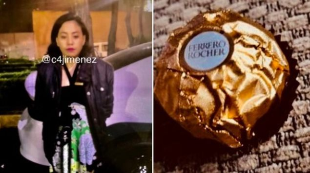 mujer sexoservidora chocolate