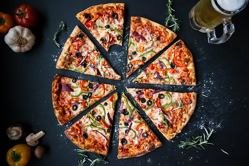 pizza, Mr. Go, Roma