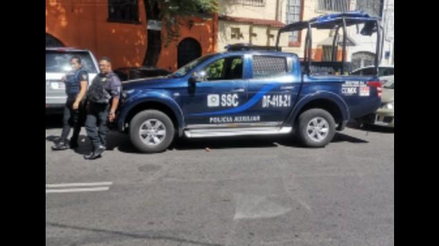 policías violación