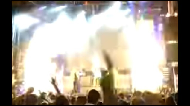bailarina quemada