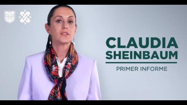 primer informe de gobierno claudia sheinbaum