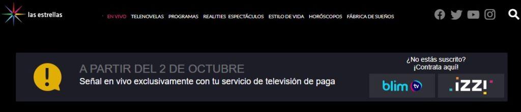 televisa pago