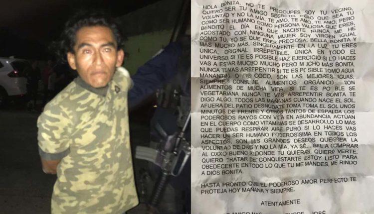 acosador Minatitlán