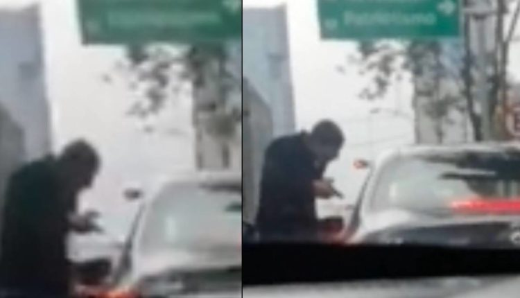 asalto conductor insurgentes