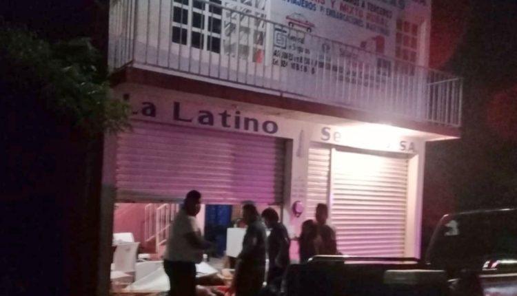 ataque bar la latino catemaco veracruz