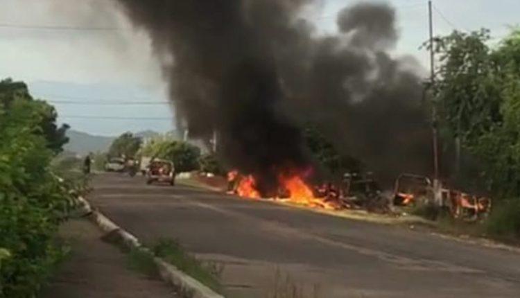audio policias michoacan ataque