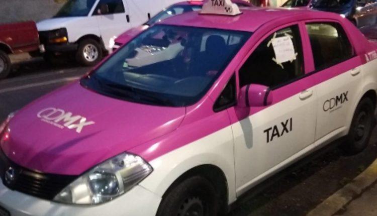 chofer taxi abuso