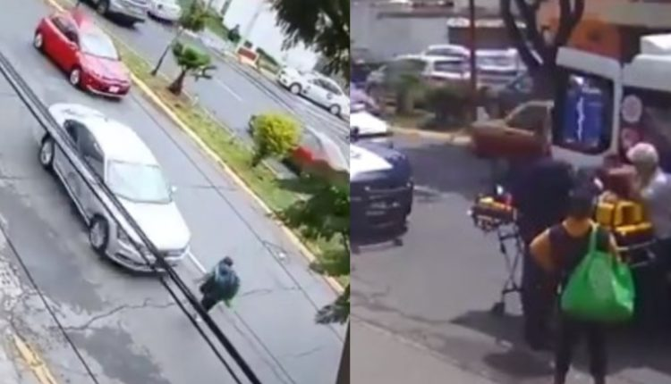 conductor atropella mujer edomex