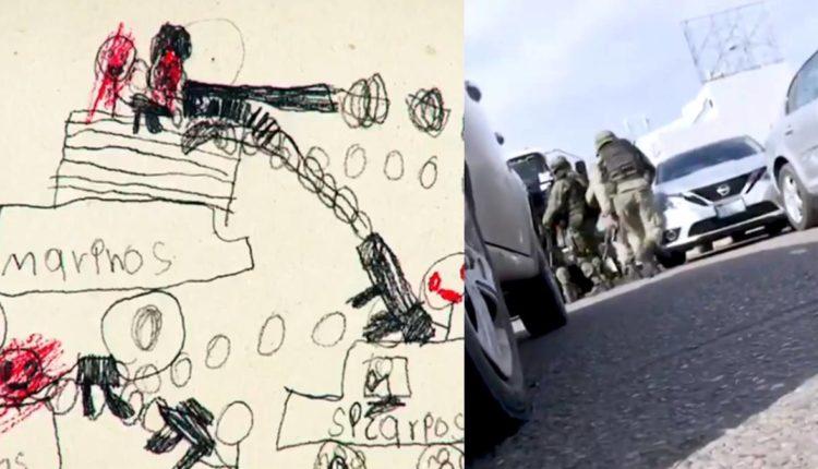 dibujos niños culiacan