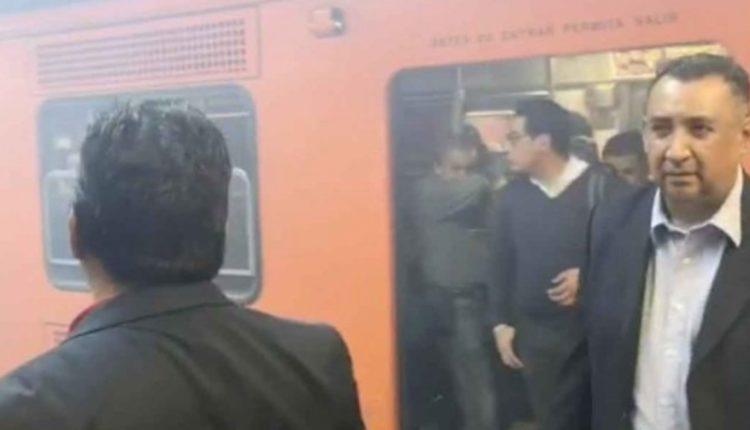 gas pimienta metro