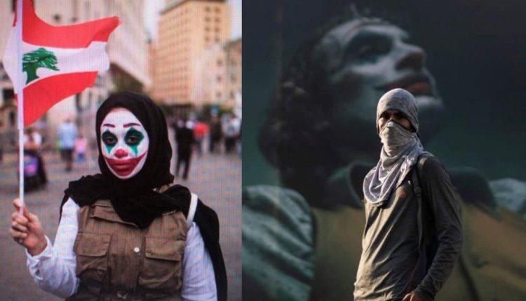 joker protestas