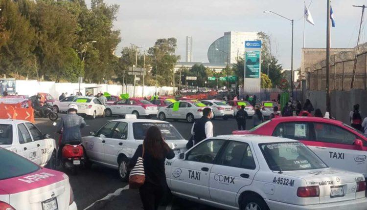 marcha taxistas