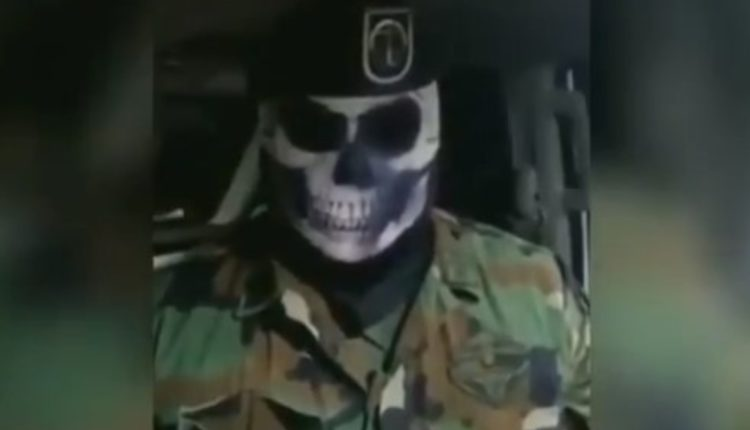 militar video enfrentamientos pais