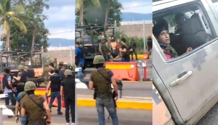 militares conviven sicarios culiacan