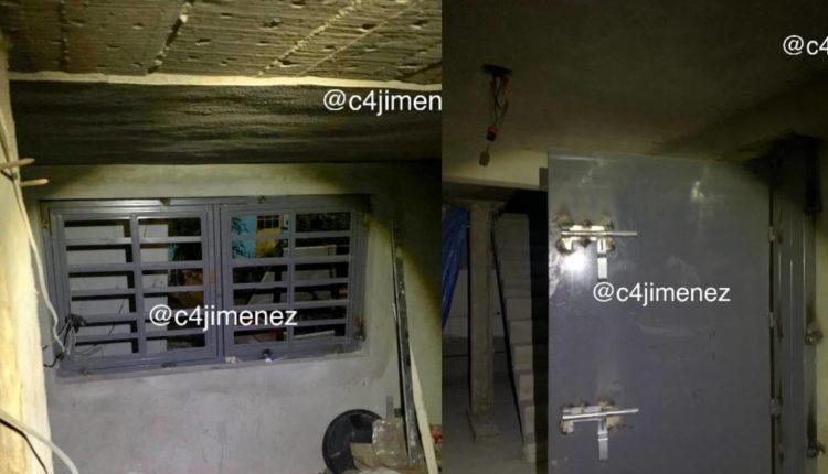 narco tunel union tepito
