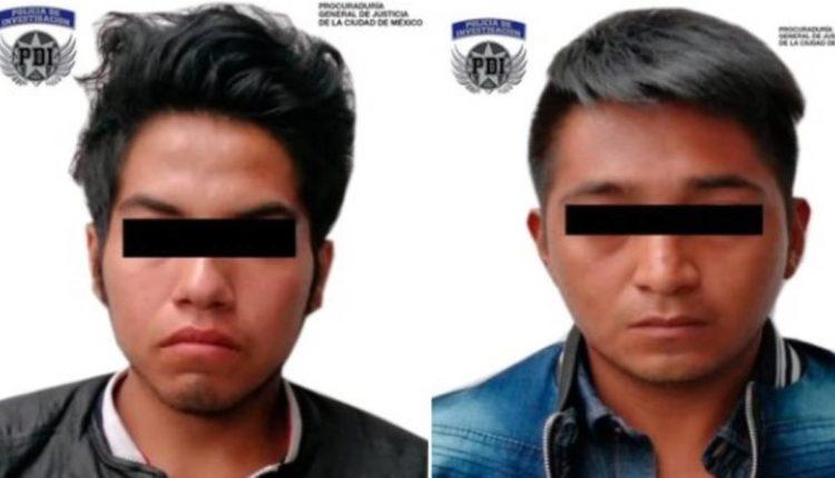 payasos secuestradores detenidos