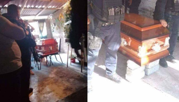 policias aguililla michoacan