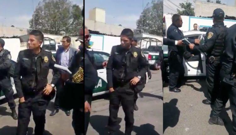 policias secuestradores mexico puebla