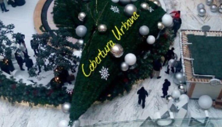 arbol navidad plaza manacar