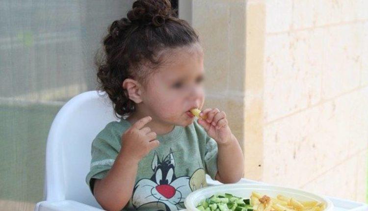 bebé dieta vegana