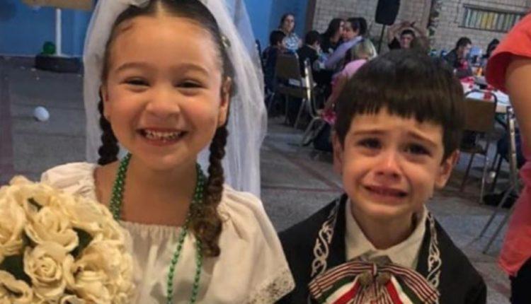boda niños kermés