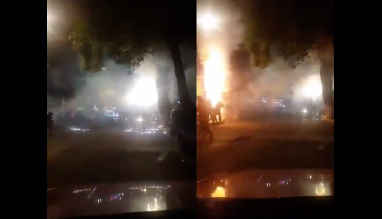 explosión xochimilco
