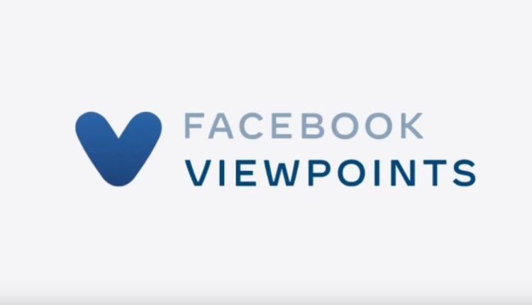 facebook viewpoints