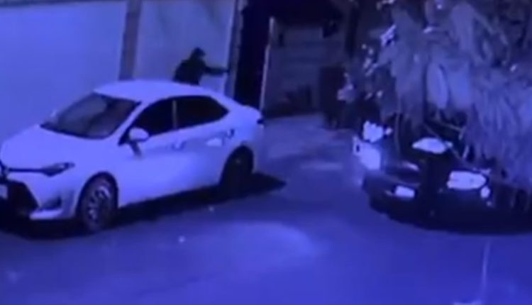ladrón casas video