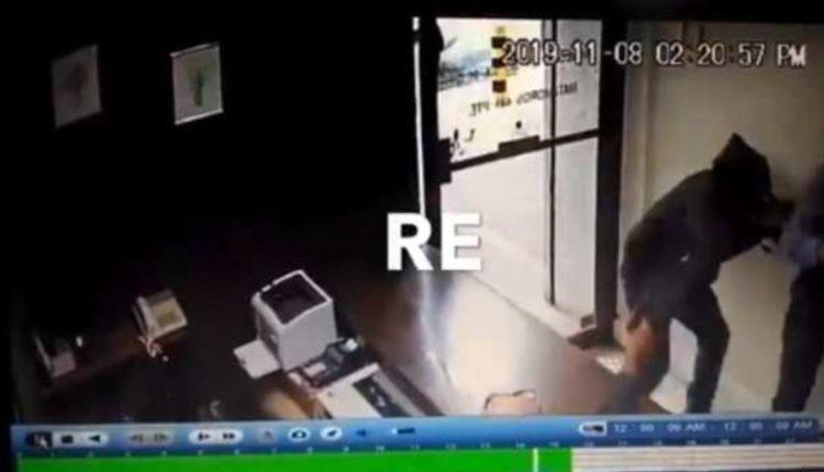 ladron monterrey video