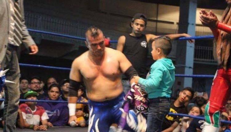 luchador baleado xalapa