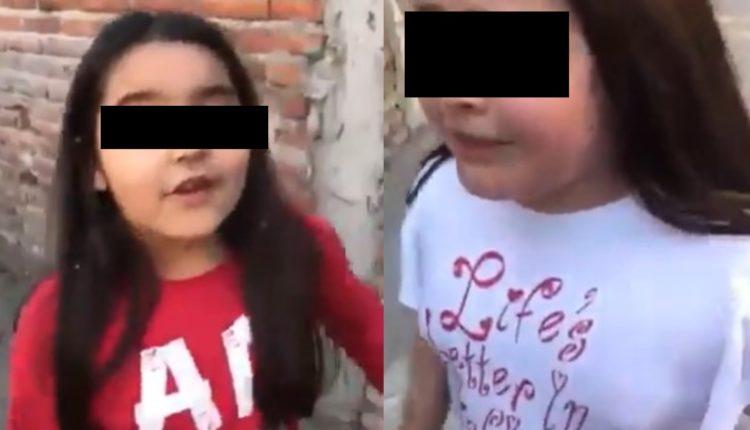 niñas pelea rap