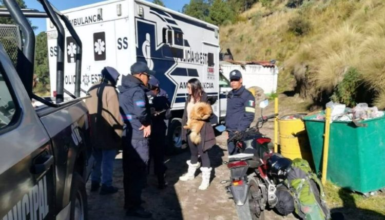 secuestro nevado Toluca