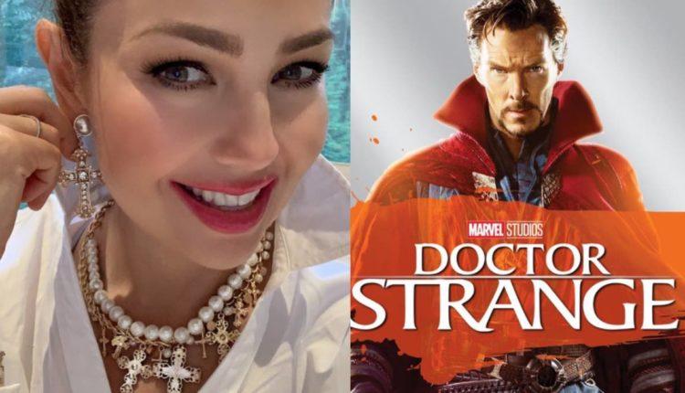 thalía dr strange