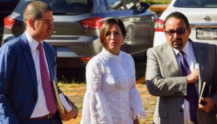 Rosario Robles prision
