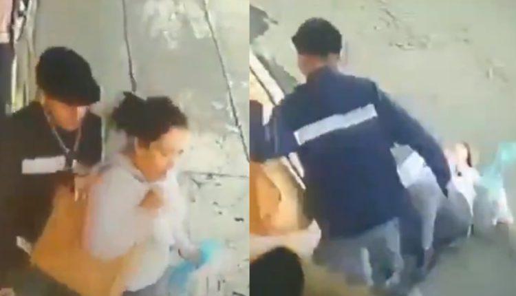 mujer asalto iztapalapa