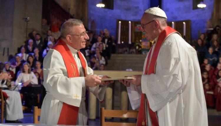 papa francisco secreto pontificio