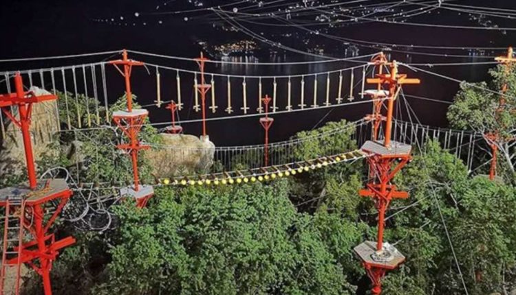 parque cuerdas acapulco