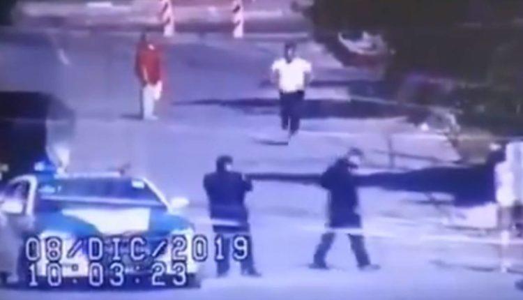 policía ladrón tláhuac