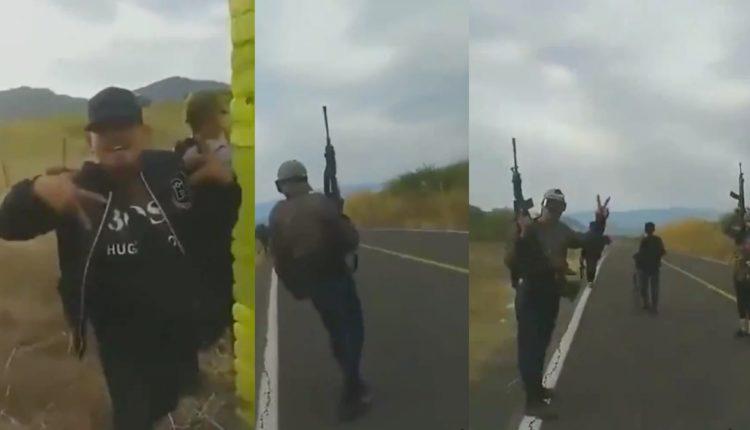 sicarios reten Michoacan