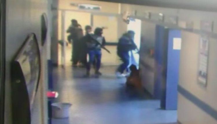 sicarios secuestro hospital