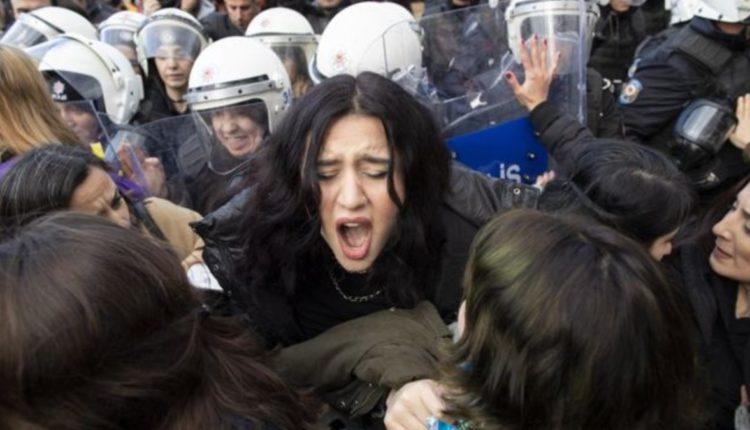 turquia protesta feminista