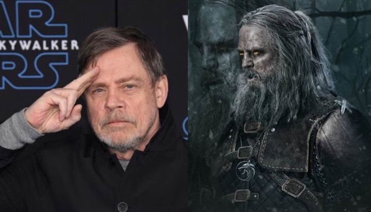 mark hamill the witcher