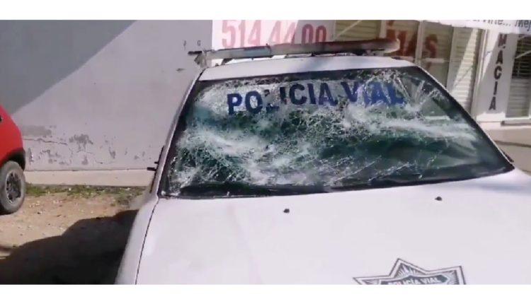 agresion policias medidas coronavirus