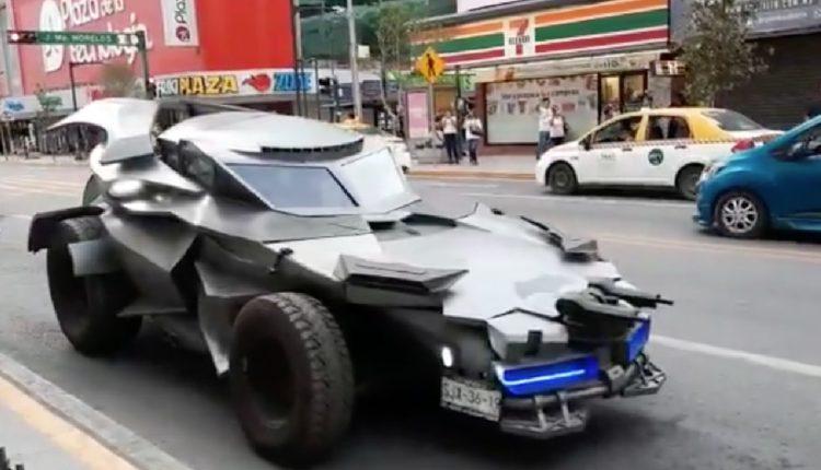 batman monterrey