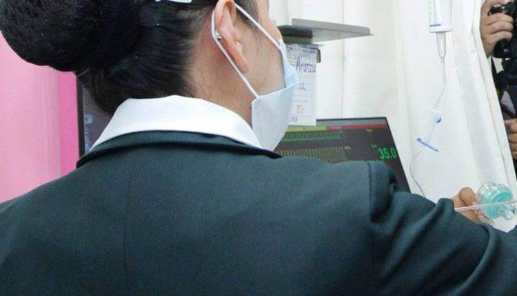 enfermera san luis potosi