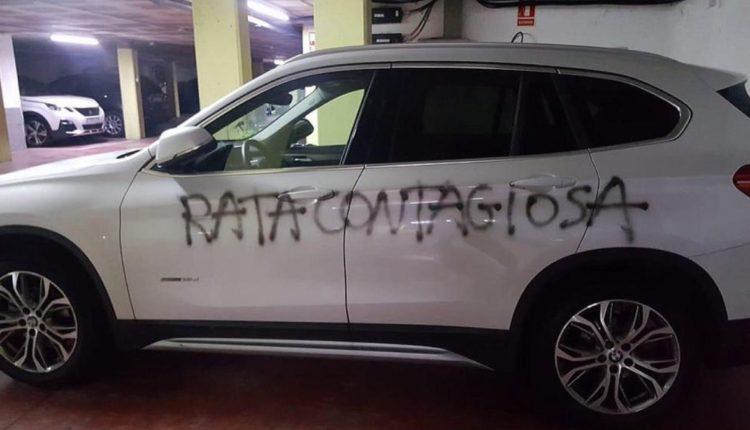 rata contagiosa