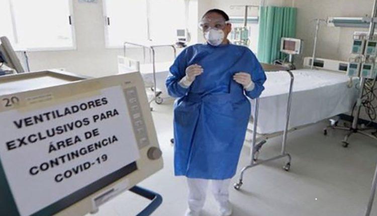 saturacion de hospitales